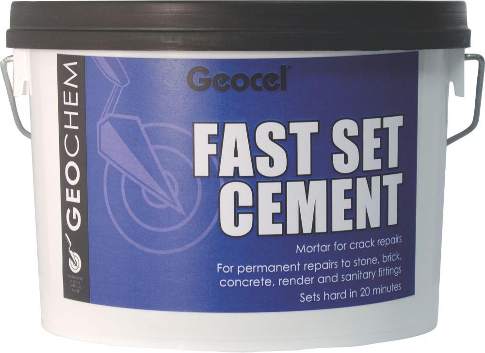 Geochem Fast-Set Cement 3kg