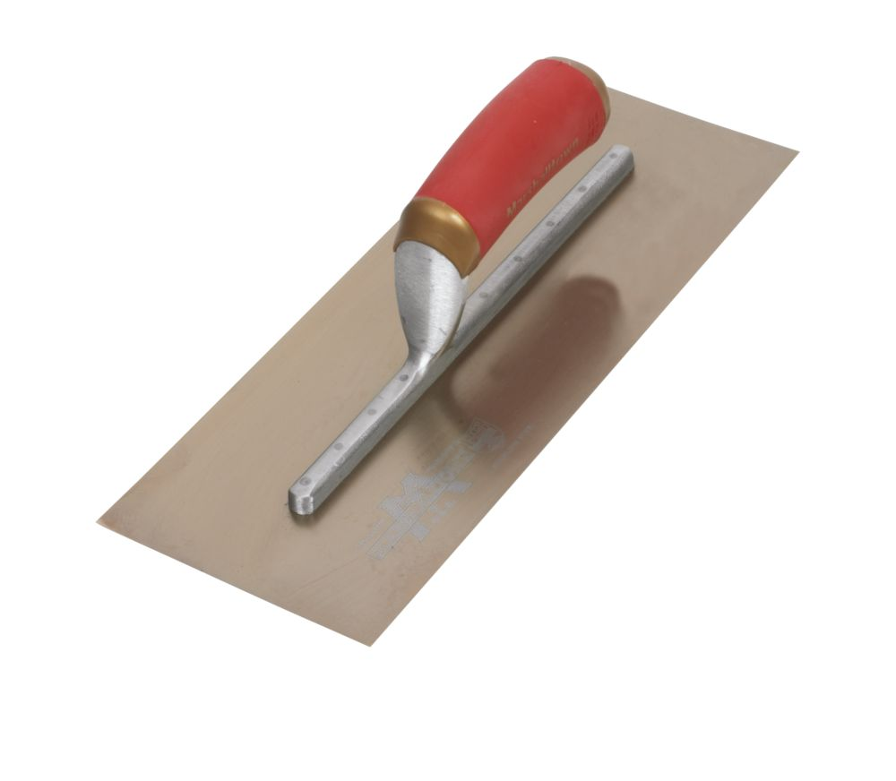 Marshalltown Permashape Finishing Trowel 13""