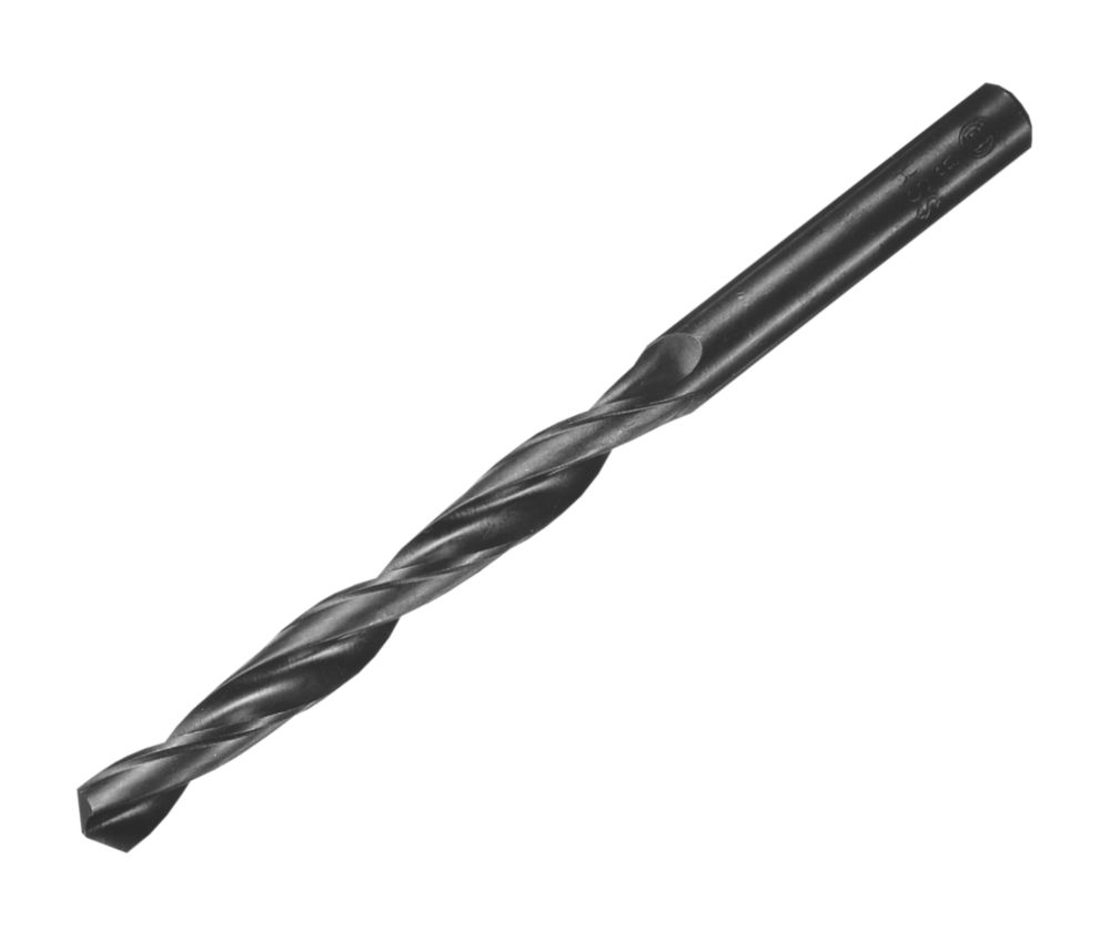 Bosch HSS-R Drill Bit 3 x 61mm Pack of 2