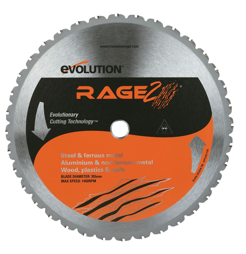 Evolution Multi Purpose Blade 355mm