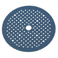 Norton Expert Multi Air Sanding Discs Punched 150mm 40 Grit 5 Pack