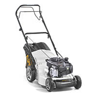 Alpina AL3 46SB 46cm N/Ahp 125cc Self-Propelled Rotary Petrol Lawn Mower