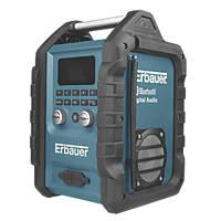 Erbauer ERB694RDI DAB / FM Bluetooth Site Radio 230-240V