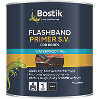 Flashband Bostik Flashband & Primer 500ml Black 500ml