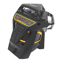 Stanley FatMax 360° X3R Self-Levelling Multi-Line Laser Level