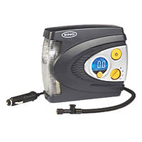Ring Digital Air Compressor & Light 12V