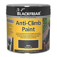 Blackfriar Anti-Climb Paint Black 1Ltr