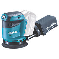 Makita DBO180Z 18V Li-Ion LXT 125mm Random Orbit Sander - Bare