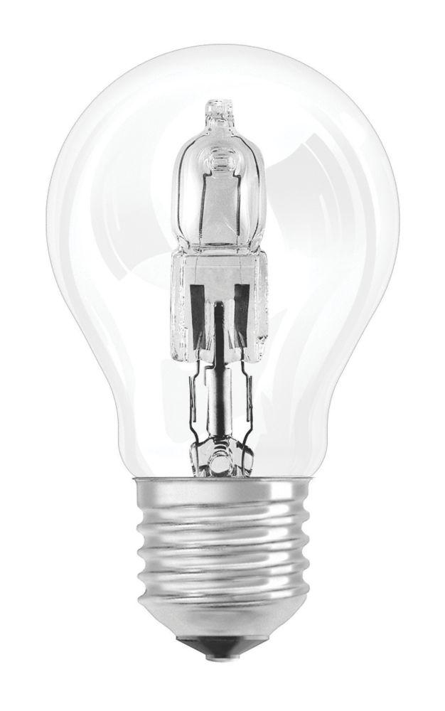 Osram Classic ECO Superstar GLS Halogen Lamp ES 700Lm 46W