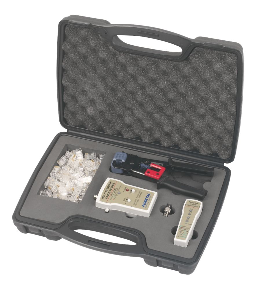 LAN Tool Kit 84 Piece Set