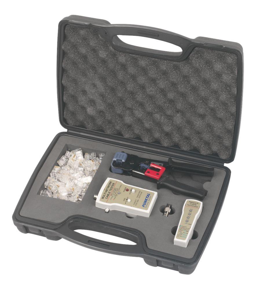 LAN Tool Kit 84 Piece Set