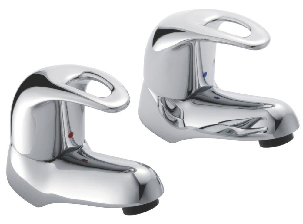 Pegler Izzi Bathroom Basin Taps