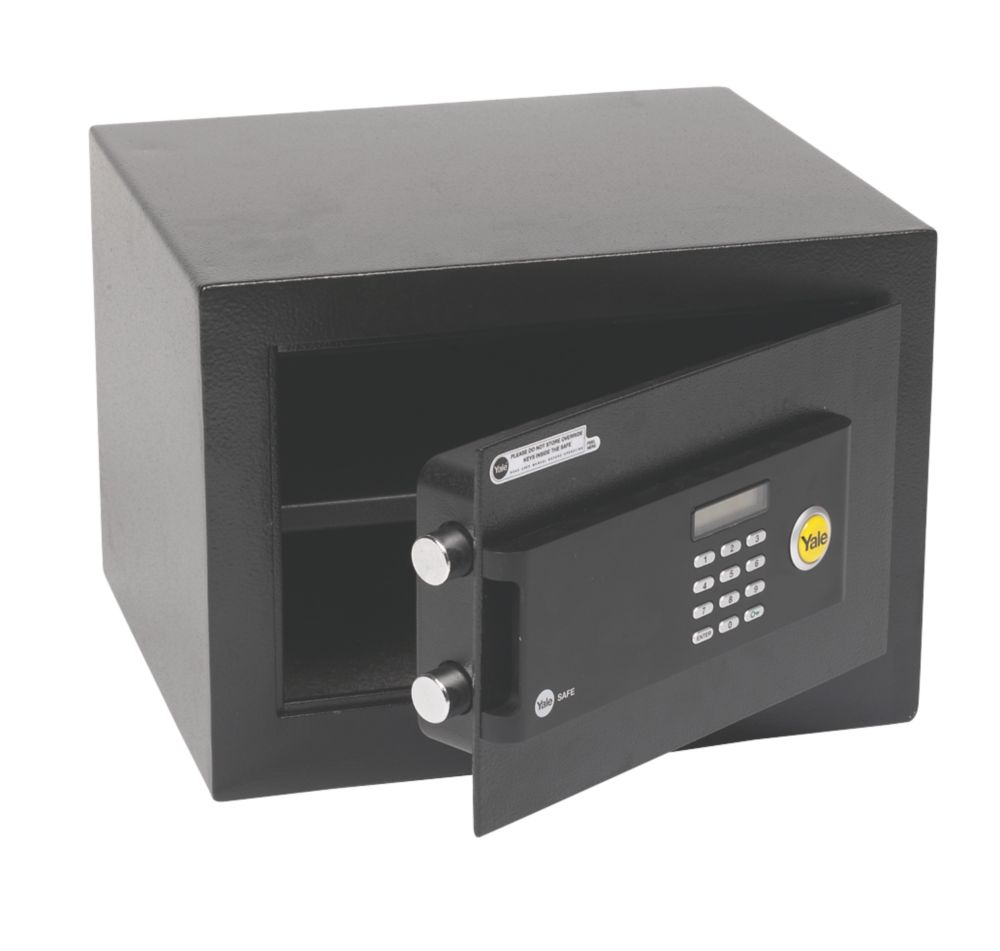 Yale YSB/250/EB1 Digital Home Security Safe 20.5Ltr