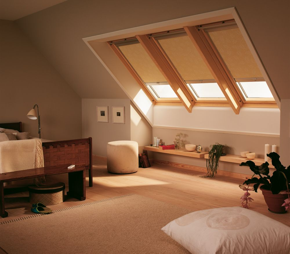 Velux Blackout Roof Window Blind 780 x 980mm