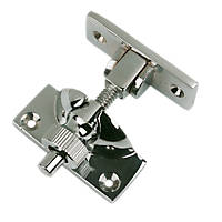 Brighton Sash Fastener Polished Chrome 58mm x 22mm