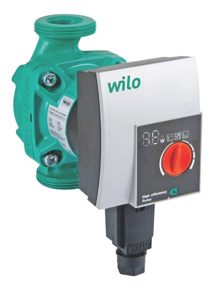 Wilo Yonos Central Heating Pump 6m
