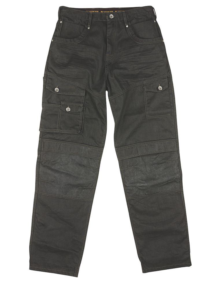 "DeWalt Pro Work Jeans 36"" W 32"" L"