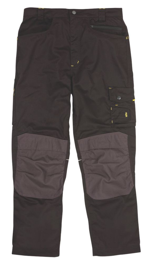 "Site Workwear Boxer Trousers 32"" W 32"" L"