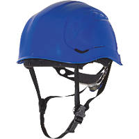 Delta Plus Granite Peak Premium Heightsafe Safety Helmet Blue