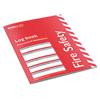 Firechief Fire Safety Log Book