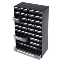 Multi-Drawer Unit with 30 Drawers