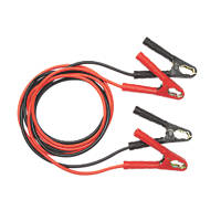 Ring Red & Black 350mA Insulated Booster Cables 3.5m