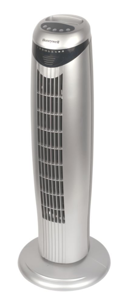 "Honeywell Oscillating Tower Free-Standing 30"" Fan"