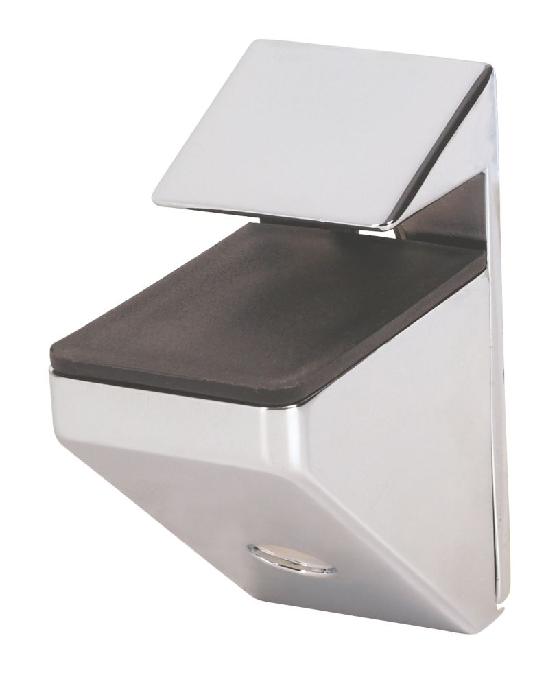 Heavy Duty Shelfit Bracket Polished Chrome
