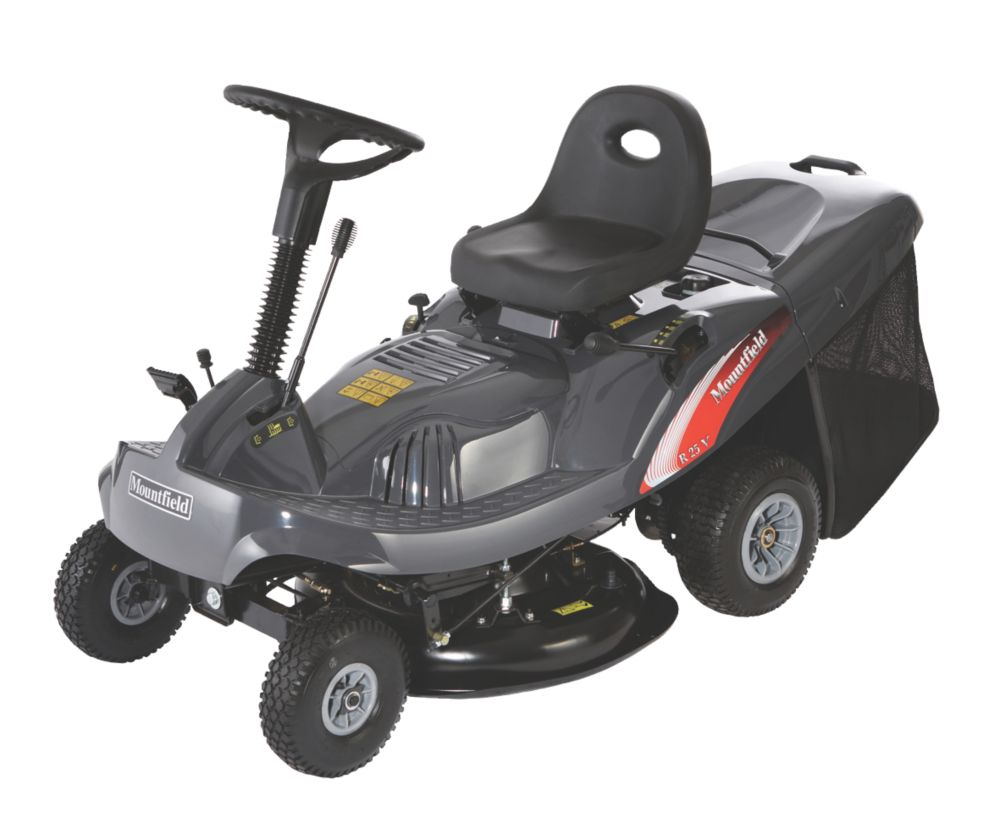 Mountfield R25V Compact 62cm 196cc Ride-On Petrol Mower