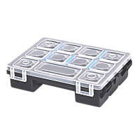 Small Organiser Case w/ Adjustable Compartments 192mm