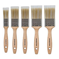 Hamilton Prestige Synthetic Trade Paintbrush 5 Pcs