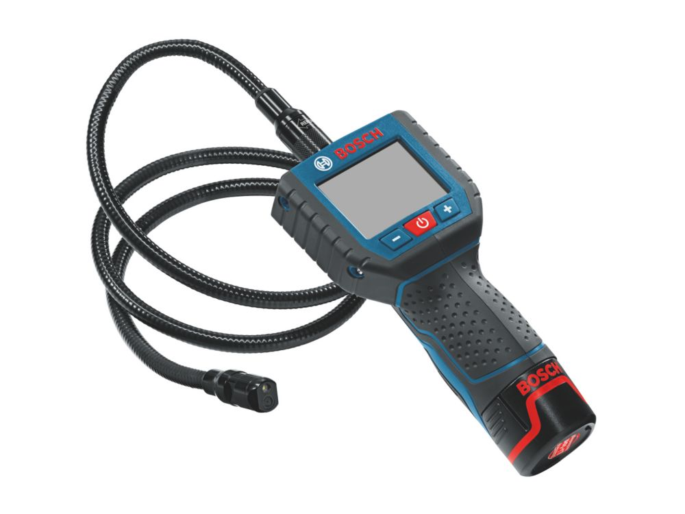 Bosch GOS 10.8V-Li 10.8V 1.3Ah Li-Ion Cordless Inspection Camera w/ L-Boxx