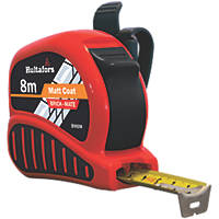 Fisco Brick Mate Bricklayers Tape Measure 8m