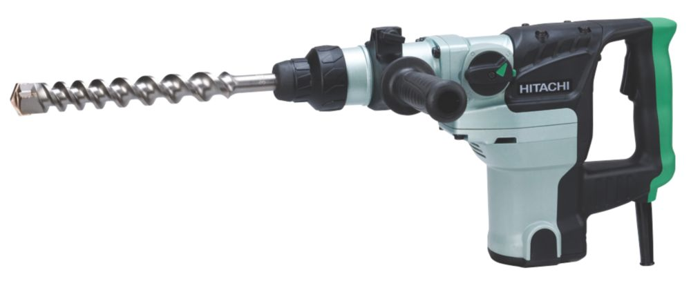Hitachi DH38MS 6kg SDS Max 3-Mode Rotary Hammer Drill 240V