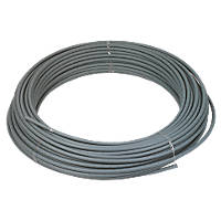 QPL Polybutylene Barrier Pipe Grey 100m x 15mm