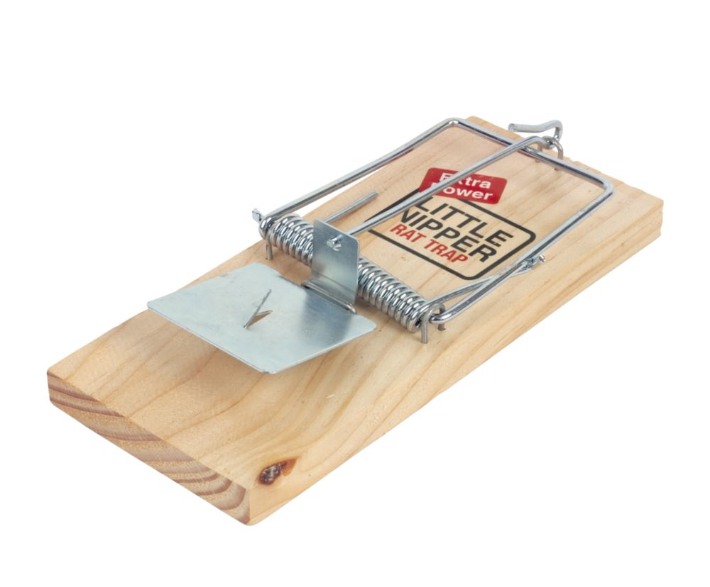Procter Little Nipper Rat Trap Pack of 2