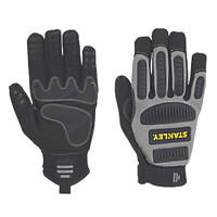 Stanley EXTREME Performance Extreme Impact Performance Gloves Grey Large