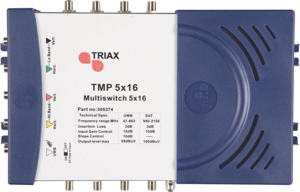 Triax Multi-Switch 16-Way