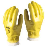 Skytec Neon Xtra Neon Xtra Gloves Yellow Large