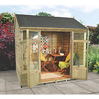 Forest Kempsford Outdoor Summerhouse 2.42 x 2.03m