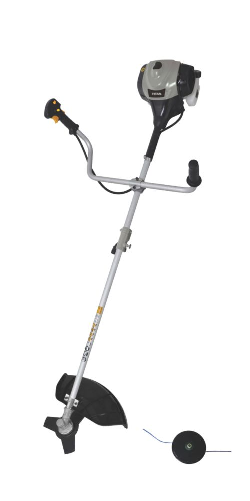 Titan TTL530GBC 43cc 1.9hp Petrol Straight Shaft Brushcutter