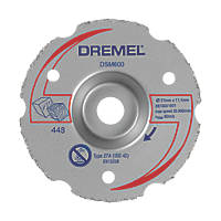 Dremel DSM20 Saw-Max Multipurpose Flush Cutting Wheel DSM600 55 x 5mm