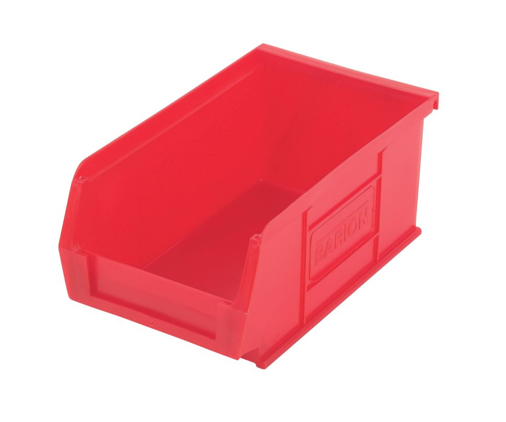 Red Containers 165 x 100 x 75mm Pack of 20