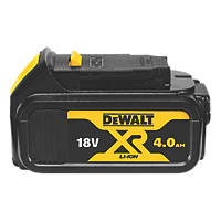 DeWalt DCB182-XJ 18V 4.0Ah XR Li-Ion Battery