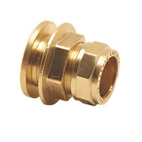 Pegler PX35 Flanged Tank Connector 15mm