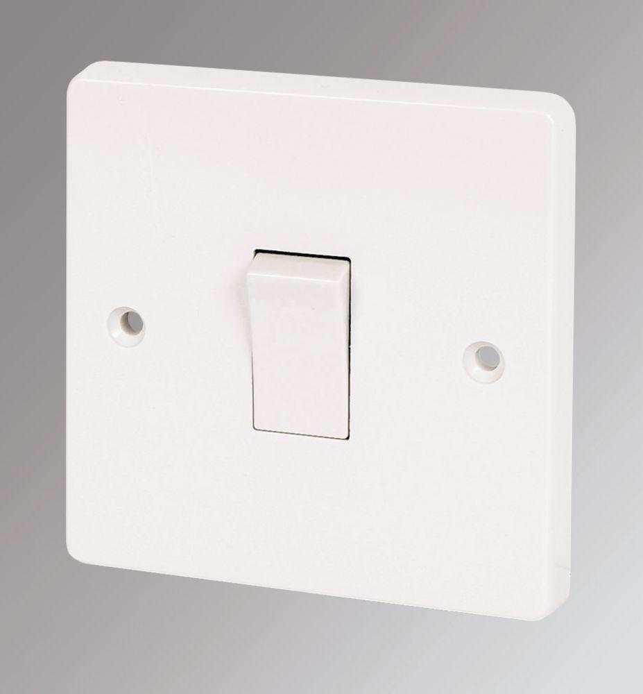 Crabtree Intermediate Switch 1G
