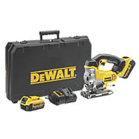 DeWalt DCS331M2-GB 18V 4.0Ah Li-Ion Cordless Jigsaw