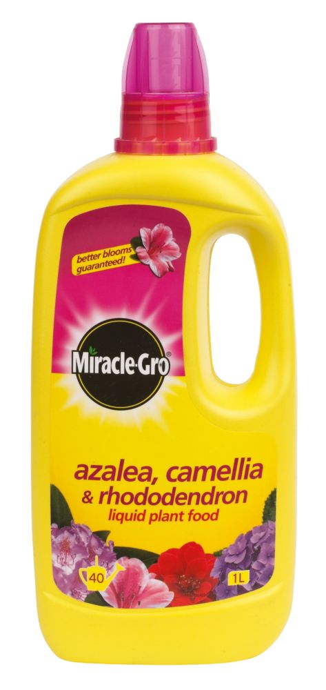 Miracle-Gro Aza Cam and Rhod Liquid Plant Food