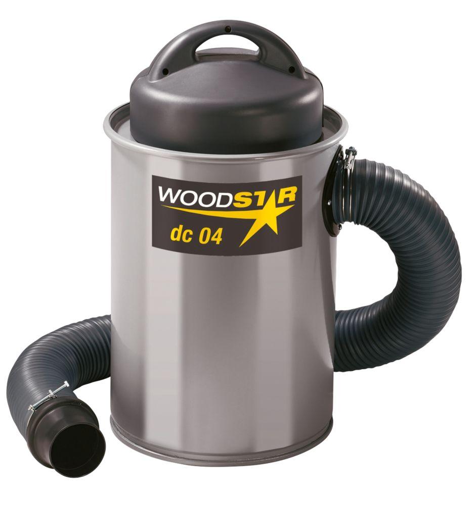 Woodstar DC04 54.3Ltr/sec Dust Extractor 230V