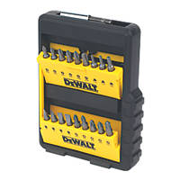 DeWalt Combination Screwdriver & Metal Drill Bit Set 36 Pcs